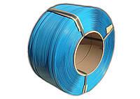 Лента полипропиленовая 16 х 0,8 х 1,3км( синяя )