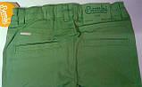 Штаны для девочек Коттон 122 см 6 лет Зелен. 26309023442 ШР309п Бэмби Украина, фото 3