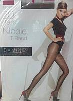 Колготы капроновые Daminex Nicole (б/м) 20Den