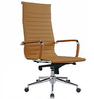 Кресло офисное Алабама Н бежевое