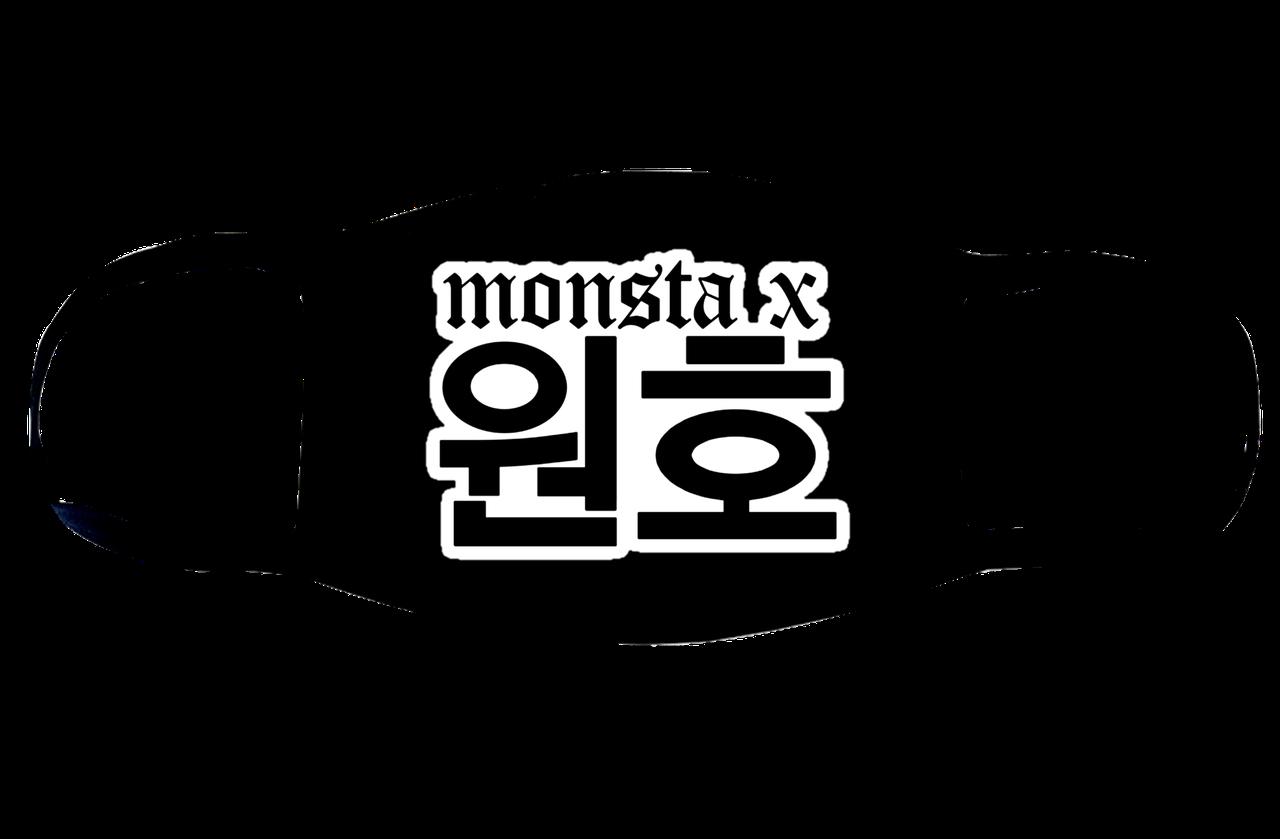 Маска на лицо к-рор Monsta X