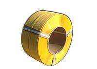 Лента полипропиленовая 16 х 0,8 х 1,3км( желтая )
