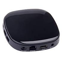 IPTV приставка-медиаплеер для ТВ Smart TV Box AT-758 +4 Гб+HDMI+AV Out+2 USB 2.0+microSD , фото 2