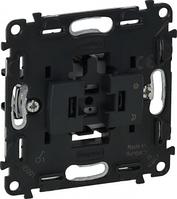 Механизм выключателя 1-клавишного 10A IN'MATIC 752001 Legrand Valena