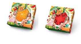 """Мягкий надувной пуфик """" Fruit pouf"""" Пок. /6/"""