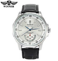 Мужские механические часы Winner Speed White