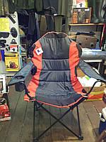 Кресло складное люкс для туризма и рыбалки