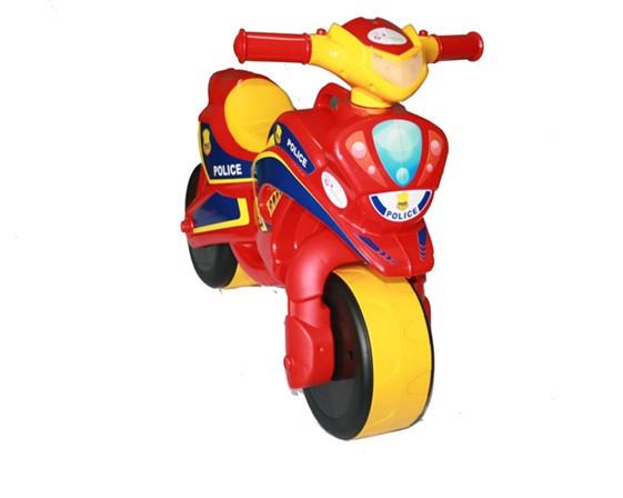 Мотоцикл-каталка Байк Полиция //