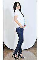 Демисезонные джинсы для беременных женщин