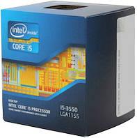 Процессор Core i5-3550 tray