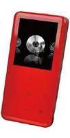 MP4-флэш плеер Ergo Zen Wave 4 GB Red