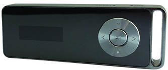 MP3-флэш плеер Bravis S118