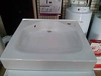 Раковина над стиральной машиной Днепрокерамика Duke Mister 55 см