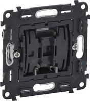 Механизм выключателя 1-клавишного перекрестного 10A IN'MATIC 752007 Legrand Valena