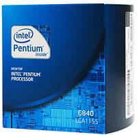 Процессор Intel Pentium G840 tray