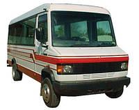 Скло переднє (лобове) MERCEDES 670 (Мерседес)