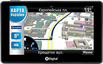 GPS-навигатор X-Digital A575 CityGuide
