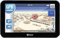 GPS-навигатор X-Digital 558 5