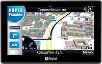 GPS-навигатор X-Digital A728 CityGuide