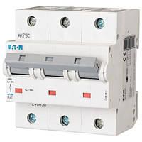 Автоматический выключатель PLHT-C80/3 EATON