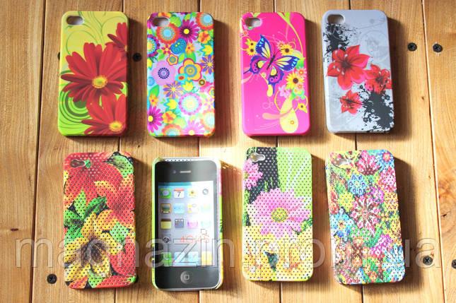 """Чехол  для iPhone 4/4S   """" Весеннее настроение""""., фото 2"""