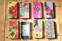 """Чехол  для iPhone 4/4S  """" Весеннее настроение""""."""