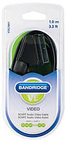 Кабель аналоговый видео Bandridge ValueLine VVL7001