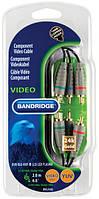 Кабель аналоговый видео Bandridge BLUE BVL3302
