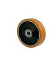 Колесо к гидравлической тележке (рокле) 55-180х50-Ш