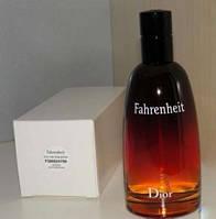 Christian Dior Fahrenheit 100 ml тестер