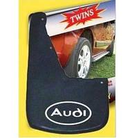 Брызговики универсальные на Audi A6 C5 (2 шт)