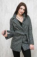 Женское укороченное пальто VOL ange Каприс