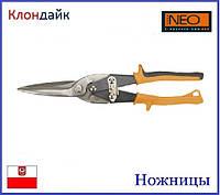 Ножницы по металлу NEO 31-061