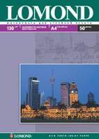 Односторонняя шелковисто-матовая фотобумага для струйной печати, A4, 130 г/м2, 50 листов