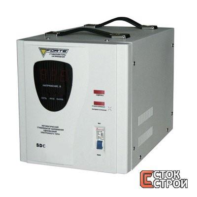 Стабілізатор Forte SDC-8000VA