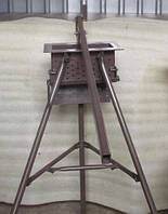 Ручной пресс для изготовления топливных брикетов РПБ - 2
