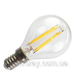 Светодиодная лампа Biom G45 4w E14 3000K