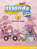 Саграрио Салаберри Islands Level 3 Activity Book Plus Pin Code