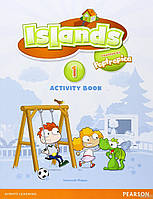 Сусанна Малпас Islands Level 1 Activity Book Plus Pin Code