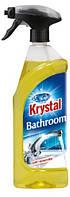 Моющее средство для ванных комнат 750 мл KRYSTAL