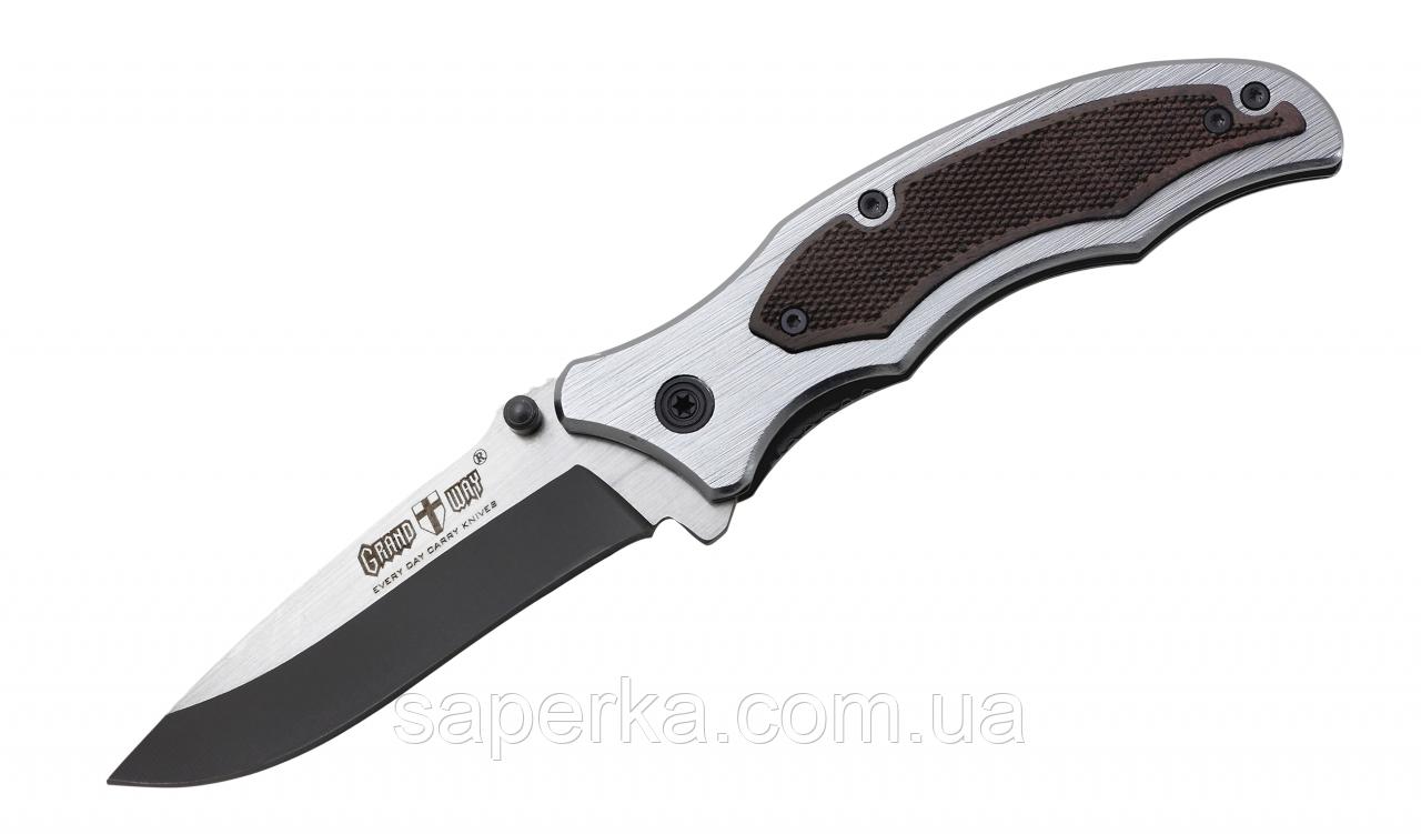 Нож складной для ежедневного ношения Grand Way Е-22