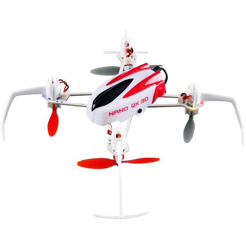 Квадрокоптер Blade Nano QX 3D RTF 2,4 ГГц (BLH7100)