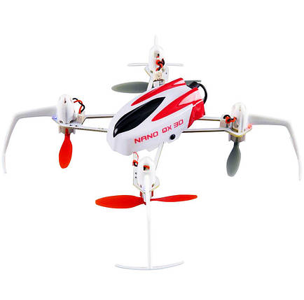 Квадрокоптер Blade Nano QX 3D RTF 2,4 ГГц (BLH7100), фото 2