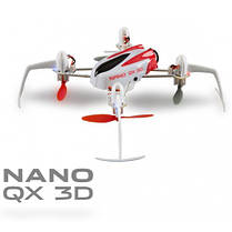Квадрокоптер Blade Nano QX 3D RTF 2,4 ГГц (BLH7100), фото 3