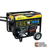 Бензиновый генератор Forte FG6500 E