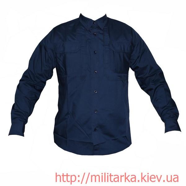 Рубашка Полиции синяя