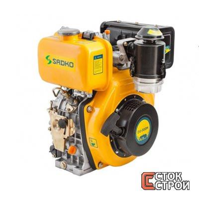 Дизельный двигатель SADKO DE-300 МЕ