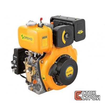 Дизельный двигатель SADKO DE-420 Е