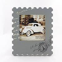 Фоторамка винтажная почтовая марка продается оптом и в розницу на выгодных условиях