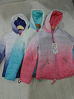 Подростковая весенняя куртка ,GRACE оптом